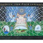 Józef Chełmowski, Stwórcza siła życia ludzkości, I nagroda