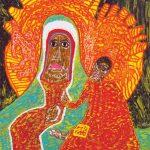 Marek Świetlik Matka Boska z Dzieciątkiem